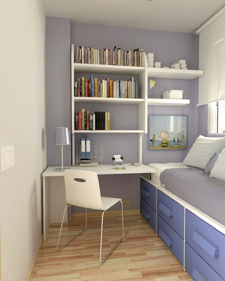 Small Apartment Zinging With Color: Best Paint Colors For Small Room – Some Tips