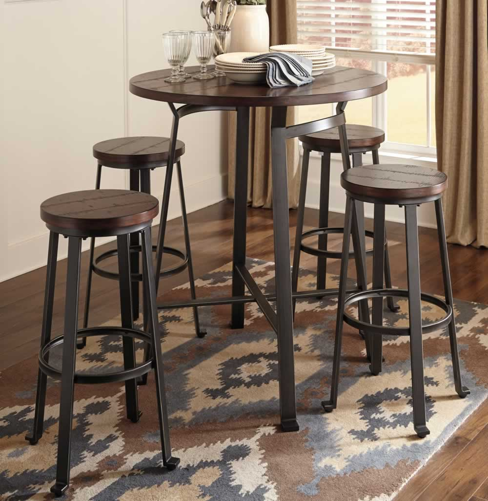 Pub Tables And Stools: Comfortable Pub Tables And Stools For Interesting Home
