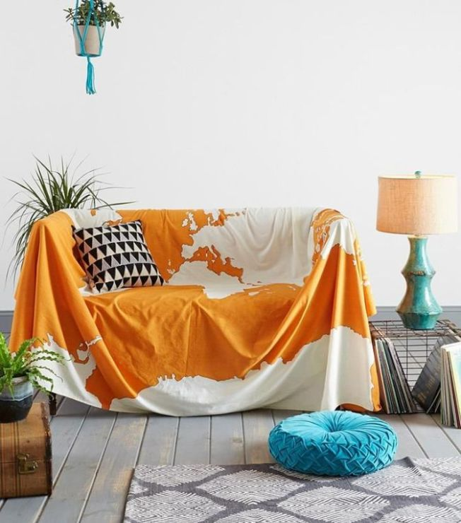 Great Cushion Ideas For Sofa To Color Your Interior