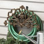 the-Filigree-decorative-garden-hose-holder-with-stylish-design-and-durable-lightweight-also-rust-free-aluminum-and-capables-to-hold-up-to-100-feet-hose