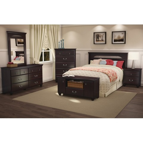 the-Hartford-Dresser-with-six-drawers-from-metal-slides-for-smooth-opening-and-cosing-also-designed with-convenient-pull-handles-and-has-pewter-hardware-and-dark-mahogany-finish
