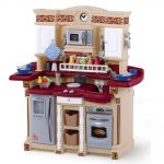the-lifestyle-party-time-kitchen-by-step2-with-multiple-storage-areas-features-toy-microwave-stove-top-overhead-light-and-phone-also-33-piece-accessory-set(2)