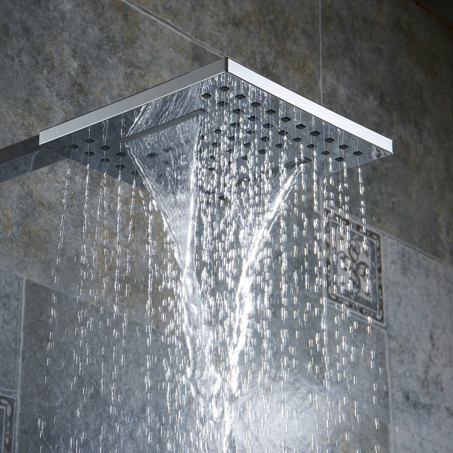 The types of shower heads you probably didn t know homesfeed - Types of showers for your home ...