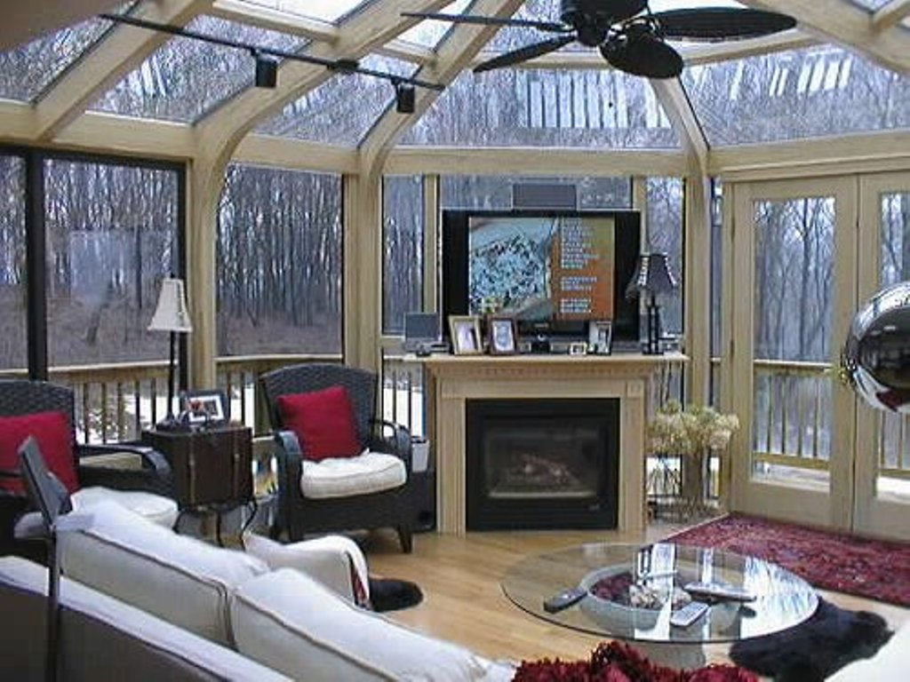 Best sunroom idea runs best detail for the next spring for Building a four season room