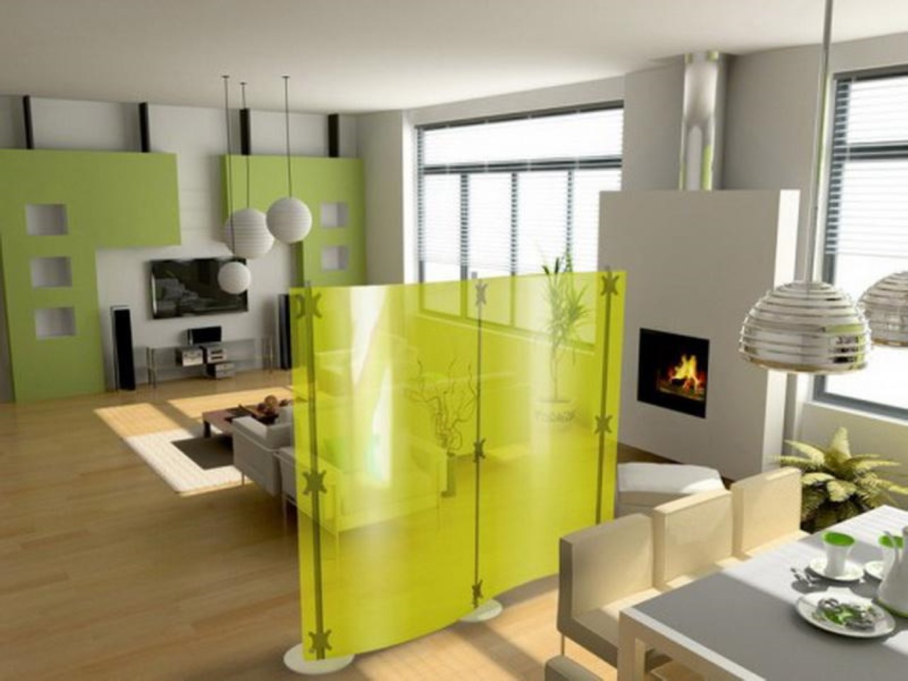 Unique Wall Partition Ideas Pictures - The Wall Art Decorations ...
