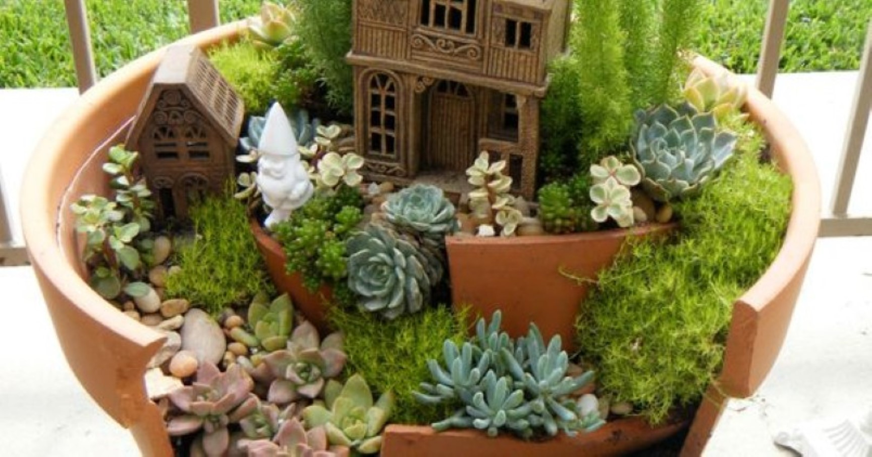 Succulent Planter Find This Pin And More On Garden View