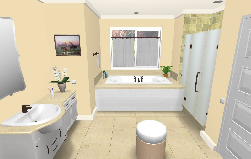 3d bathroom planner create a closely real bathroom for 3d planner