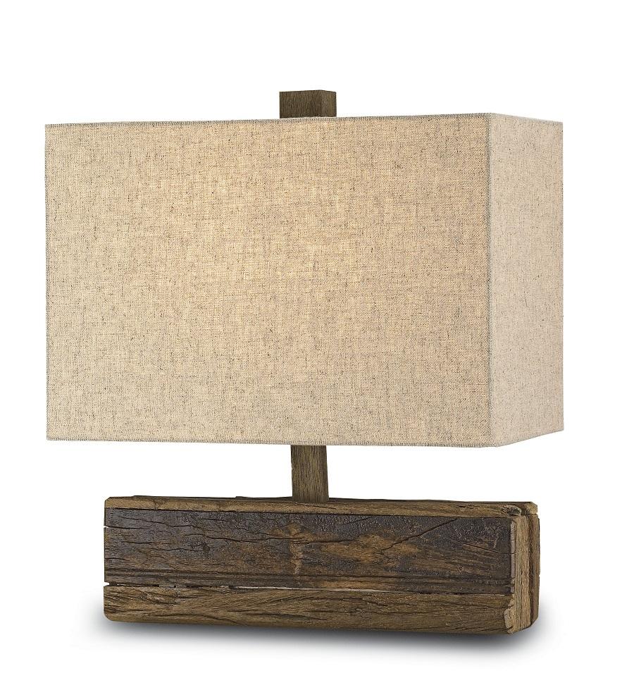 An Accent Lamp With Textured Cream Shoji Lampshade Idea In Rectangular Shape