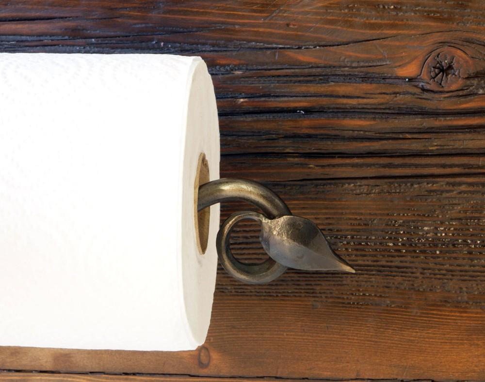 Antique Design Modern Paper Towel Holder