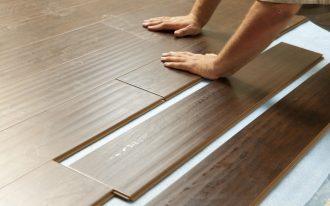 Awesome Hardwood Floor VS Laminate Flooring