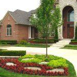 Beautiful Front Yard Landscape Plans Design