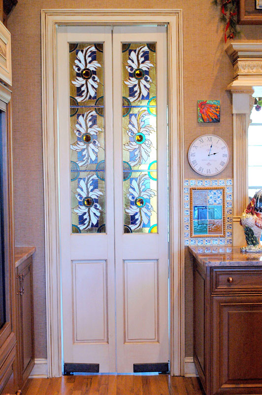 New stained glass internal doors in edwardian and victorian beautiful stained glass interior door idea planetlyrics Images