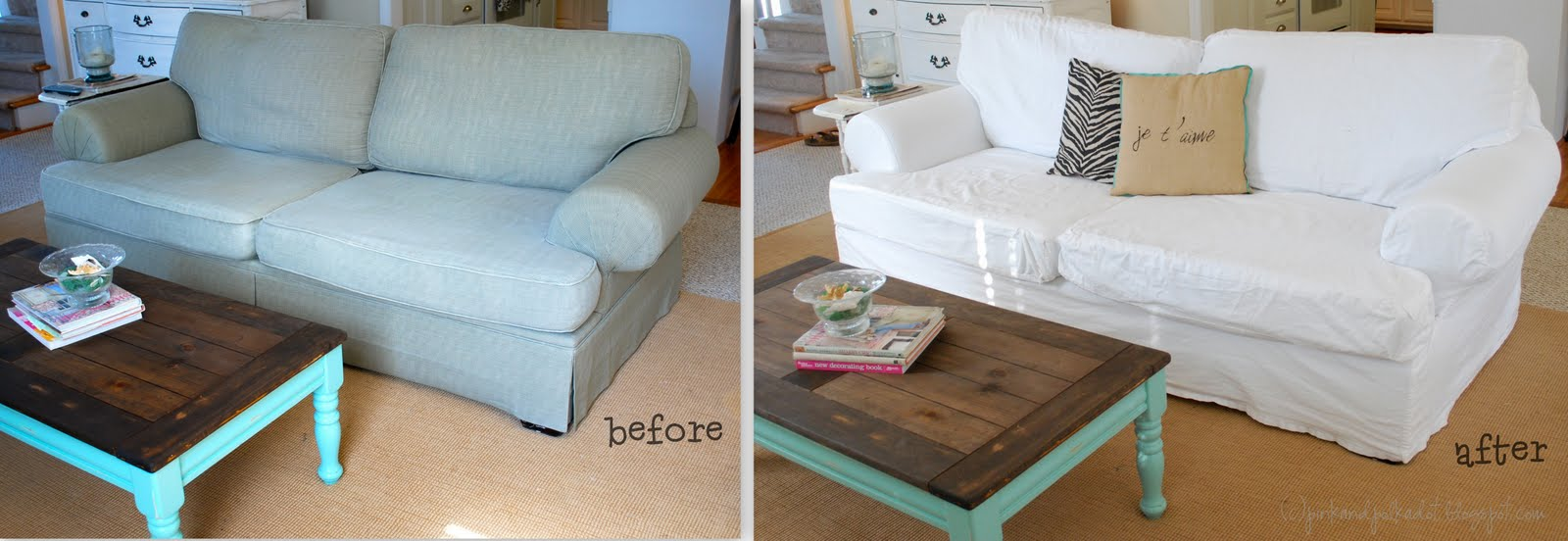 How To Make A Slipcover For A Sofa