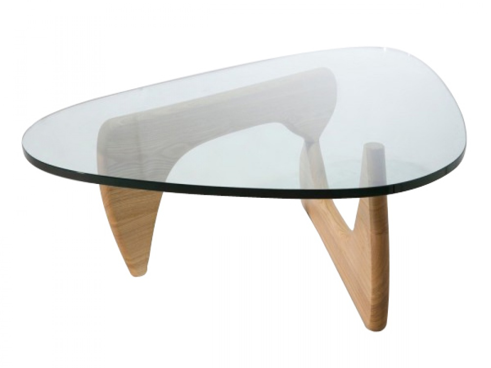 Brilliant Glass Coffee Tables Design With Wooden Base Inside