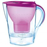 Best Water Filter Pitchers With Purple Design
