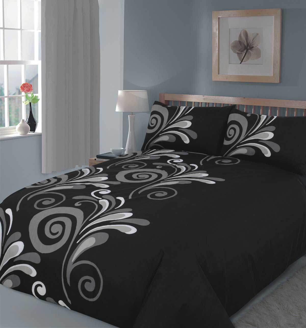 Unique bed sheets - Cool Comforter Sets Homesfeed Black Cool Comforter Sets For Bedding