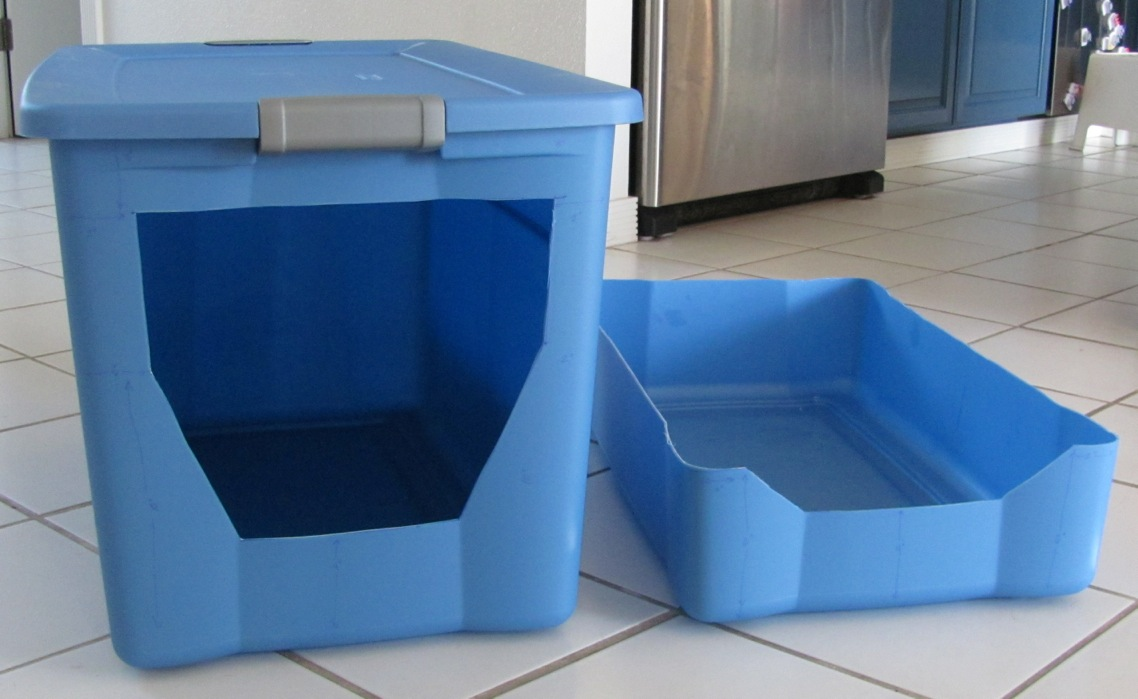 Cat Litter Box Ideas | HomesFeed