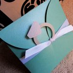 Bridal Blue Card Of Tiffany Wedding Gifts