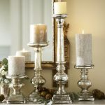 Candle Stick Stand Idea Made From Mercury