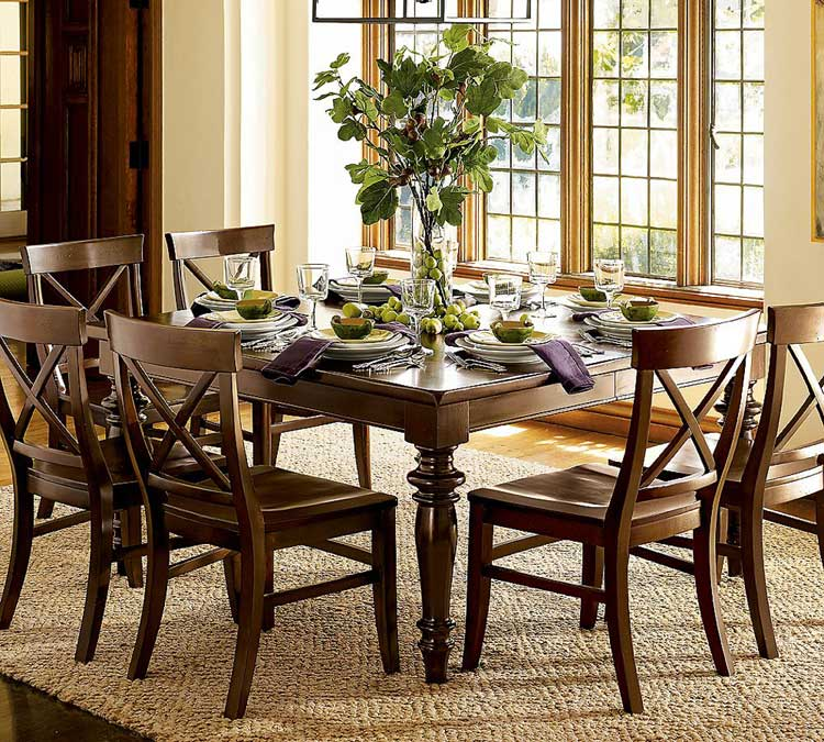 Centerpieces For Dining Room Tables Ideas For Rectangular Wooden Table And  Six Chairs With Awesome Dining