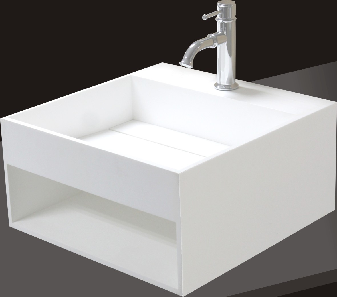 Wall hanging sink bathroom - Cheap White Small Wall Mount Sink For Bathroom