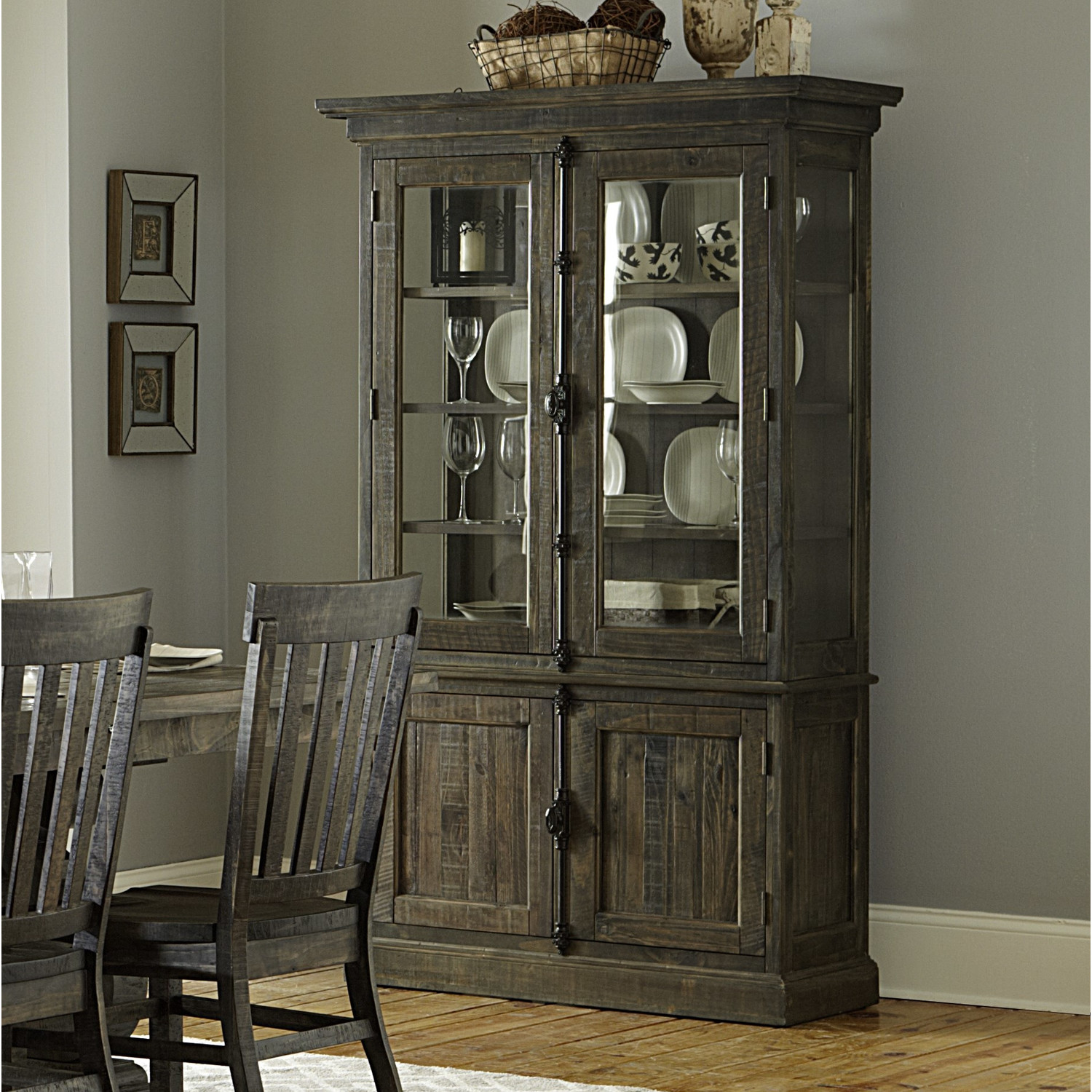 Tall China Cabinet Homesfeed