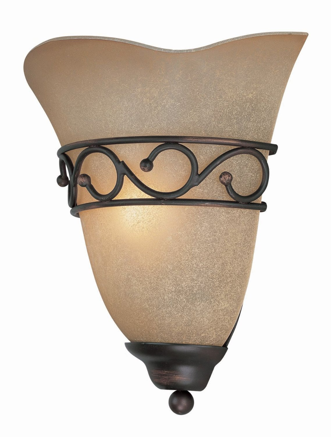 Bon Classic Decorative Battery Operated Sconce