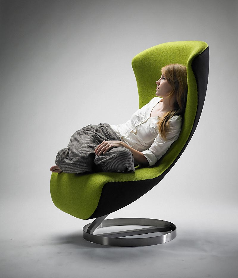 Cool Living Room Chairs. Comfortable And Modern Green Lounge Chairs For Living Room for  HomesFeed