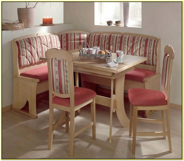 Corner Bench Kitchen Table Set A Kitchen And Dining Nook: Corner Bench Kitchen Table Set: A Kitchen And Dining Nook