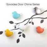 Creative Decorative Wireless Doorbell With Bird Design