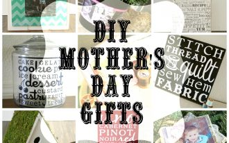 DIY Design Of Perfect Gifts For Mom