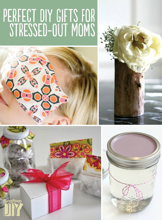 DIY Fresh Perfect Gifts For Mom