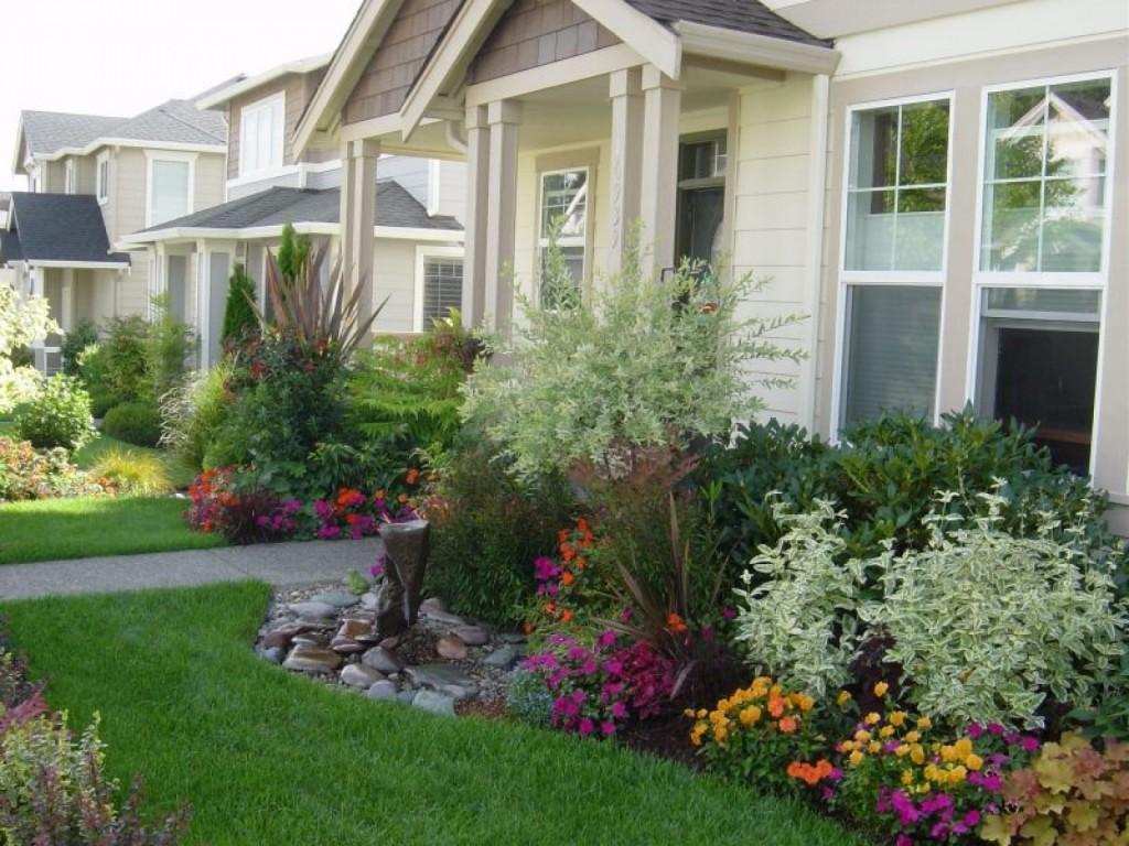 Ordinaire Design Idea Of Front Yard Landscape Plans