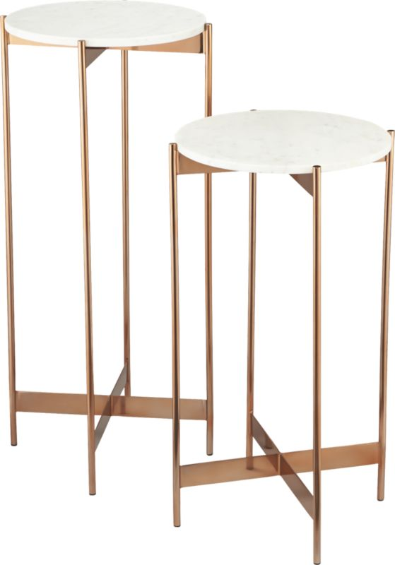 Acrylic Accent Table Product Variants HomesFeed
