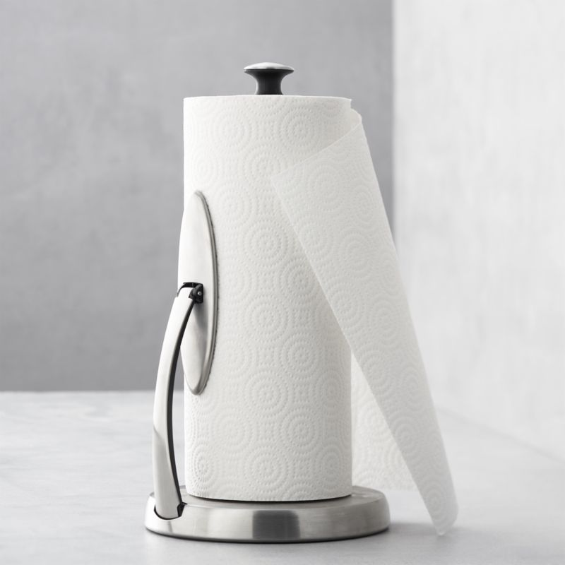 Elegant Bathroom Paper Towel Holder: Modern Paper Towel Holder