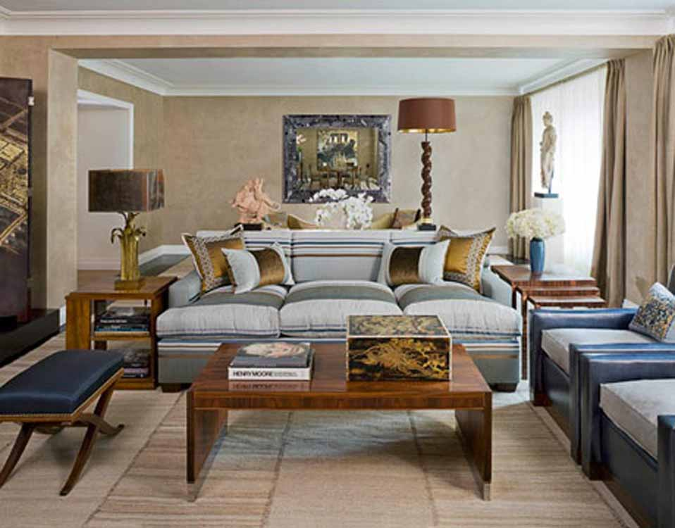 Living room design inspiration homesfeed for Living room and bedroom ideas