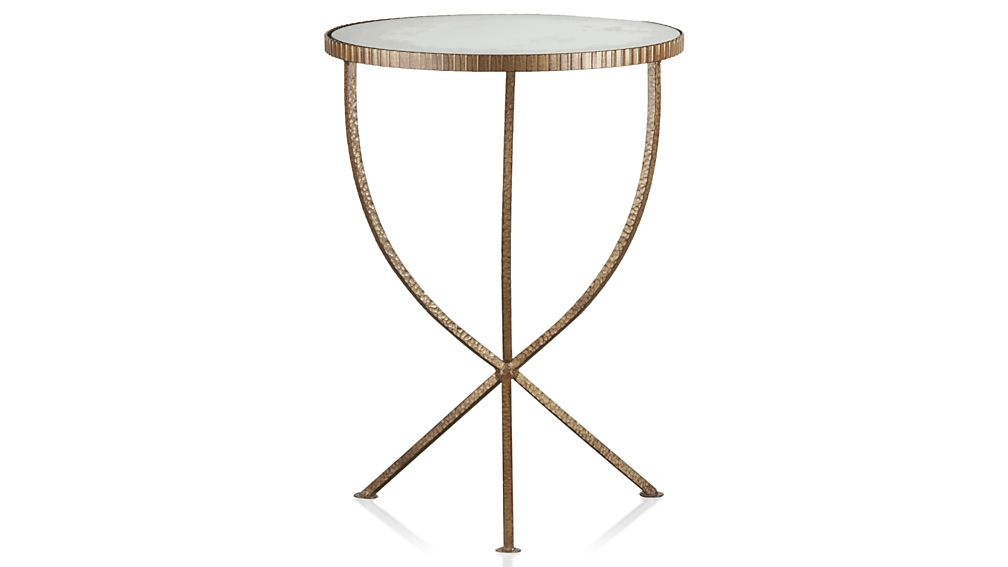 Acrylic accent table product variants homesfeed for 12 x 12 accent table