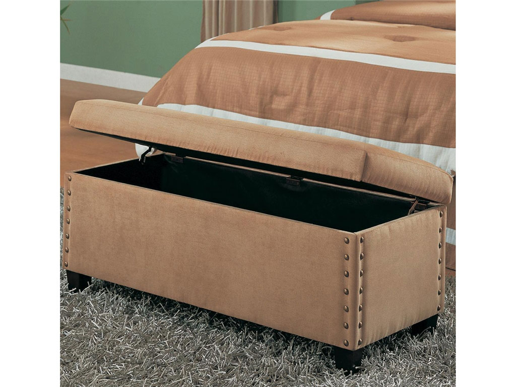 End of bed storage bench homesfeed Storage benches