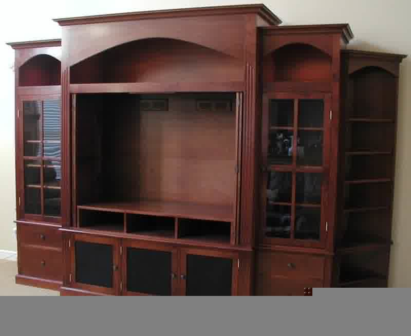Superbe Tv Cabinet Pocket Door Hinges : Entertainment Center With Doors Another  Choice Of Tv