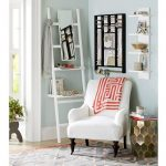 FIONA-LEANING-VANITY-an-elegance-ladder-shelf-crafted-of-mahogany-with-plywood-shelves-and-painted-finish-includes-two-shelves-and-fitted-with-mirror(2)