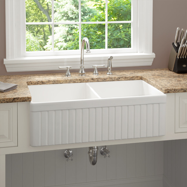 Farmhouse Sink Options for Kitchen