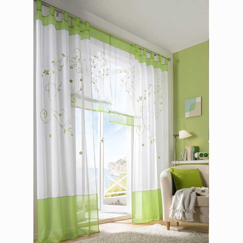 Ikea patterned curtains homesfeed for White curtains ikea