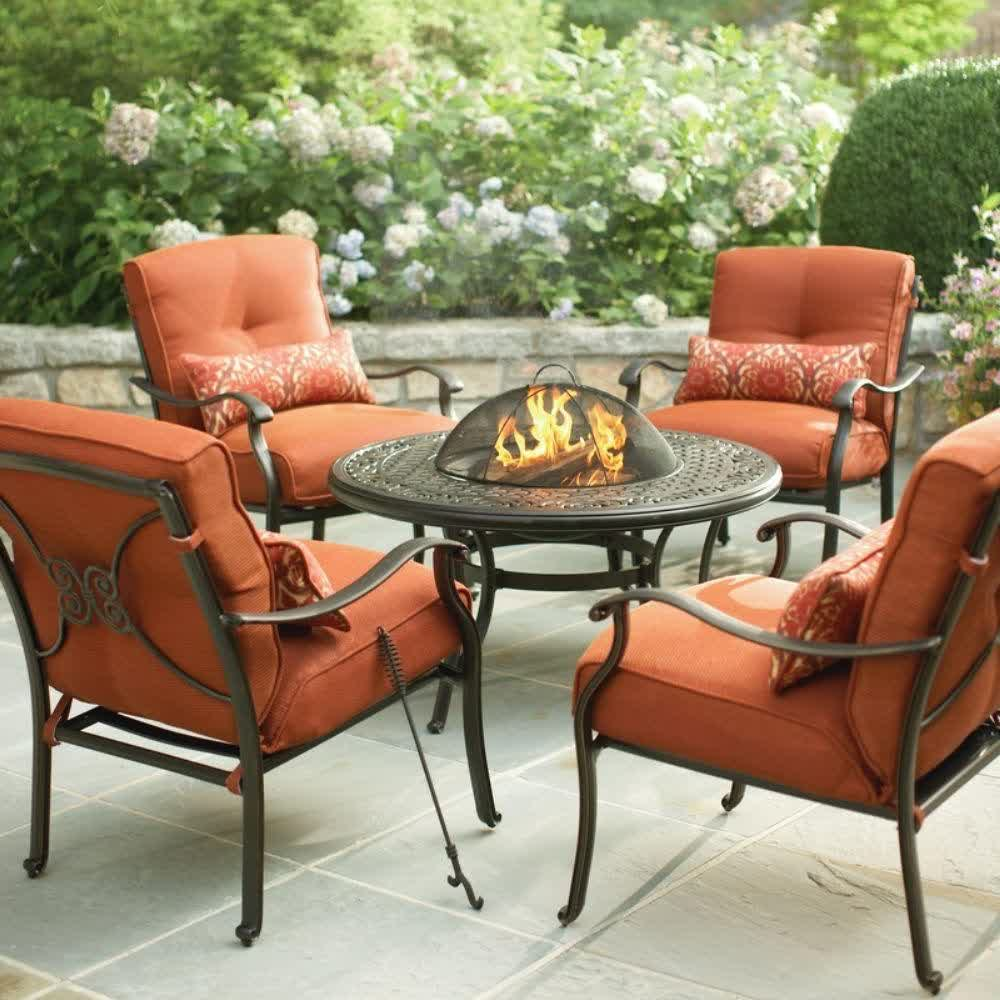 hampton bay fire pit selections for indoor and outdoor homesfeed