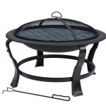 Hampton bay fire pit table product