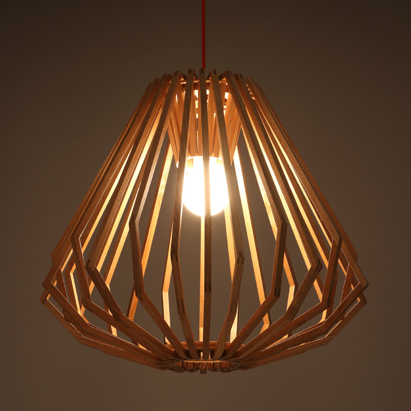 Wood Lighting Fixtures: Wooden Light Fixtures That Will Brighten Your Room