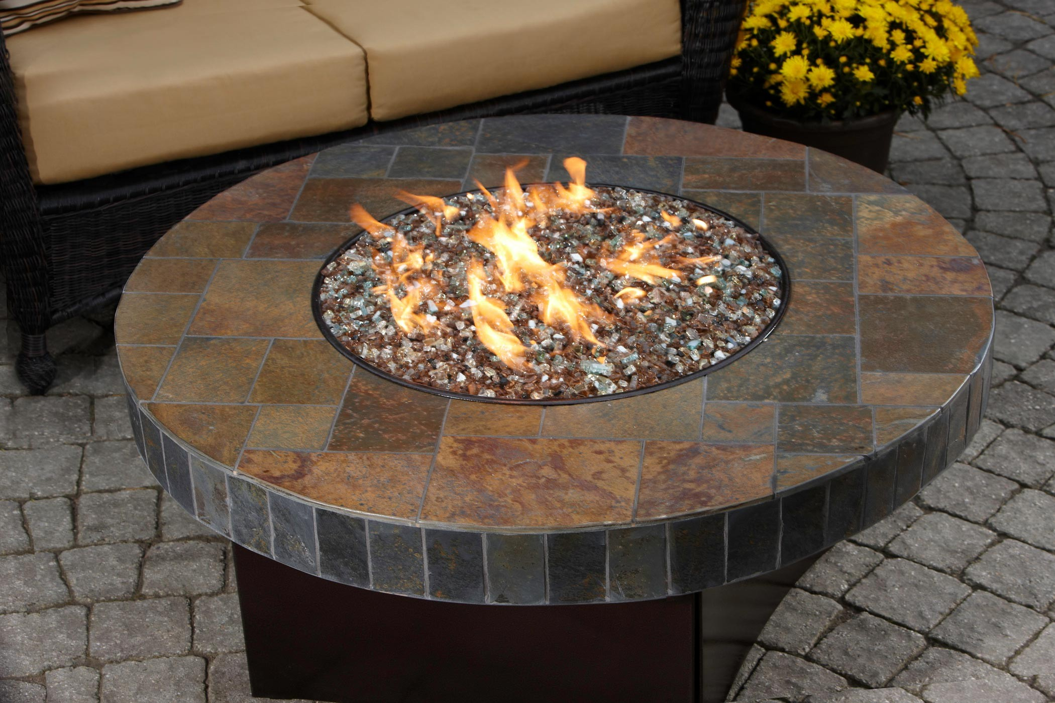 Indoor Fire Pit Table Design Options Homesfeed