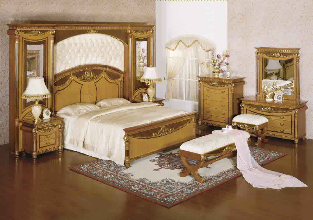 Fancy bedroom sets for little girls homesfeed for Bed decoration design