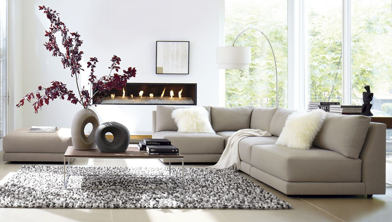 Unique Sectional Sofas | HomesFeed
