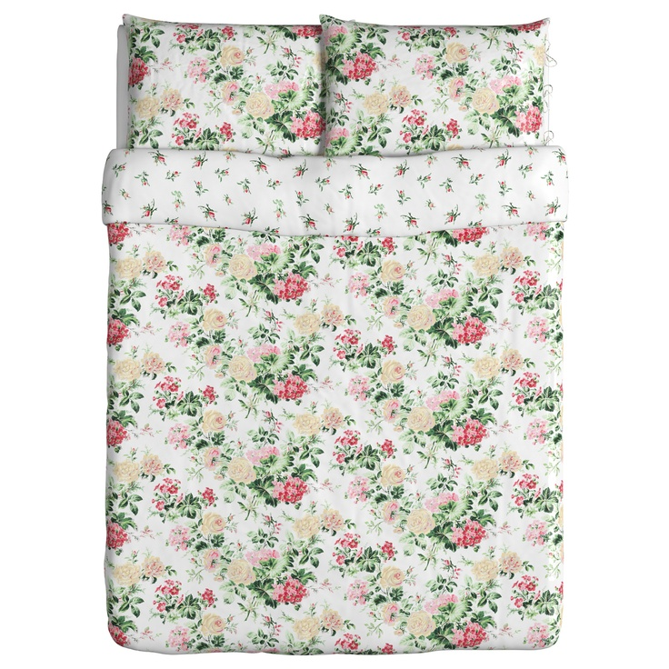 red image comforter quilt loading cotton striped duvet is white s cover itm set parlhyacint ikea
