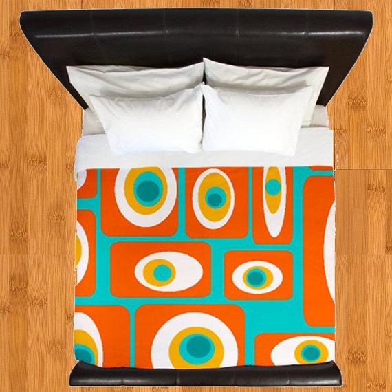 Mid Century Modern Bedding Set Collections | HomesFeed
